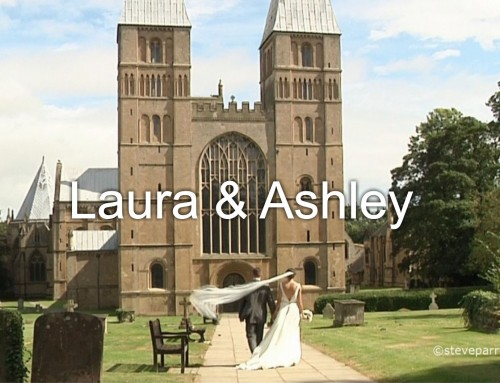 Laura & Ashley Wedding Blessing – Southwell Minster