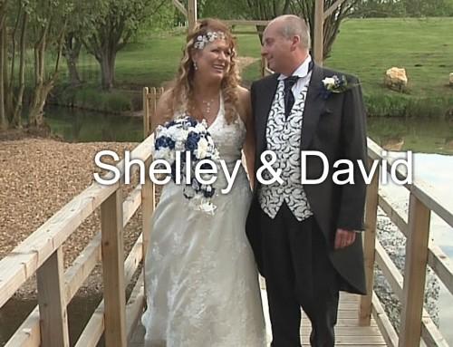 Shelley and David's Wedding Film Trailer