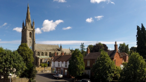 heckington st andrews aerial videography