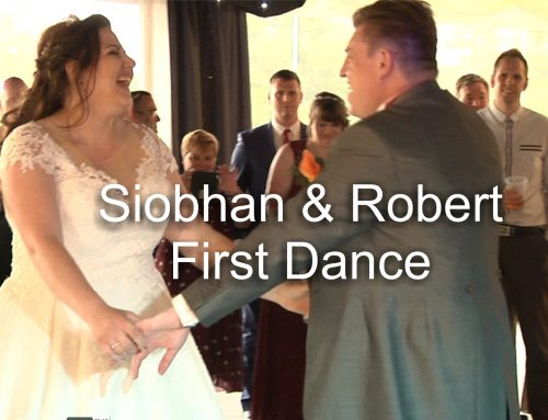Siobahn and Robert – First Dance