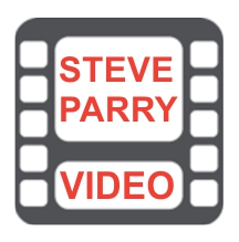 Steve Parry Video Logo